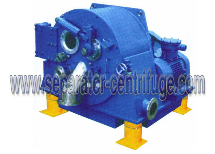 Advanced Structure Blue Peeler Centrifuge With Screw Conveyor For Starch