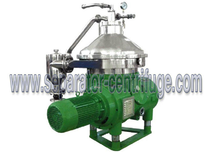 2014 Hot Disc Vegetable Oil Separator For Washing and Neutralization