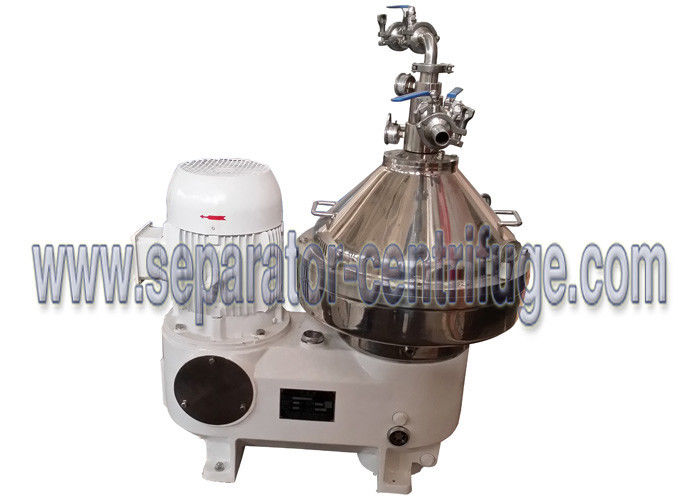 Peony High Speed Centrifugal Coconut Oil Separator Machine with Variable Discharge