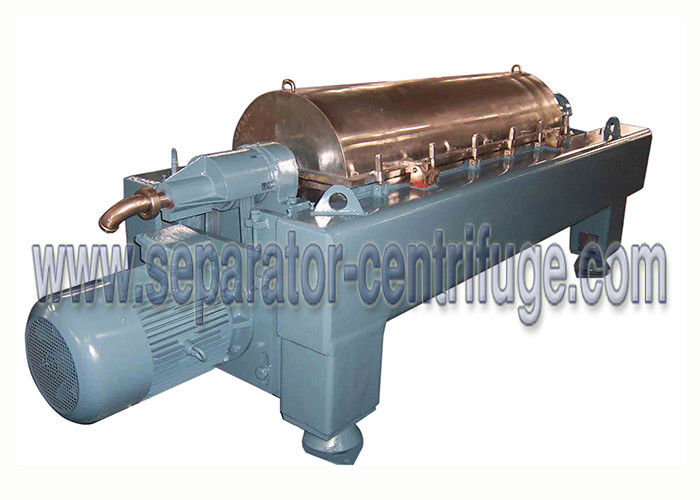 Planetary Gearbox Automatic Control Drilling Mud Centrifuge with Solid Bowl
